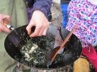 tarechips og fisk